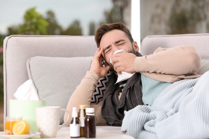 Mit der Grippeimpfung am 9. November schützen Sie sich und andere.